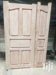Security Door Mahogany Panel | Doors for sale in Nairobi, Ziwani/Kariokor