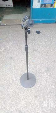 Round Bass Microphone Stand | Audio & Music Equipment for sale in Nairobi, Nairobi Central