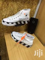 Convers High Top White | Clothing for sale in Nairobi, Nairobi Central