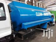 Clean Water Supply Delivery Tanker/Bowser/Lorry | Cleaning Services for sale in Kiambu, Muchatha