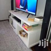 White TV Stand/Console | Furniture for sale in Nairobi, Parklands/Highridge