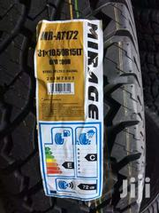 31/10.50r15lt Mirage Tyres Is Made In China | Vehicle Parts & Accessories for sale in Nairobi, Nairobi Central