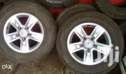 V8 200series Rims With Tyres 18inch. | Vehicle Parts & Accessories for sale in Nairobi, Mugumo-Ini (Langata)