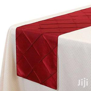Pintuck Table Runners For Sale