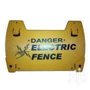 Electric Fence Warning Signs | Safety Equipment for sale in Nairobi, Nairobi Central