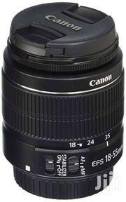 Canon Lens  EF S 18 55mm | Cameras, Video Cameras & Accessories for sale in Uasin Gishu, Kapsoya
