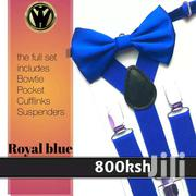 Bowtie And Suspenders | Clothing Accessories for sale in Nairobi, Nairobi Central