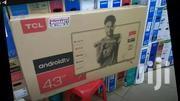New 43 Inch Tcl Smart Android Tv Cbd Shop | TV & DVD Equipment for sale in Nairobi, Nairobi Central