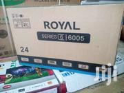 24inch Royal Digital Led Tv Full Hd Brand New Sealed Order We Deliver"