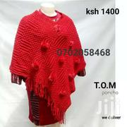 Ladiez Poncho Sweater | Clothing for sale in Nairobi, Nairobi Central