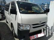 2014 Auto-diesel Hiace | Buses for sale in Mombasa, Majengo