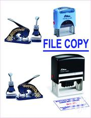 Company Seal / Rubber Stamp | Tax & Financial Services for sale in Nairobi, Nairobi Central