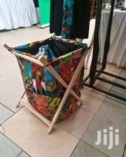 Laundry Basket (Made With Ankara Print) | Home Accessories for sale in Nairobi, Harambee
