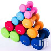 Gym Hex Neoprene Dumbbells Weights | Sports Equipment for sale in Nairobi, Nairobi Central