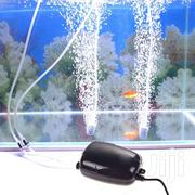 Double Outlet Aquarium Aerator | Pet's Accessories for sale in Nairobi, Embakasi
