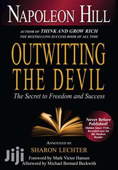 Outwitting The Devil -napoleon Hill