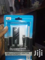 Usb 3.0 To Gigabit Ethernet Lan Adapter | Computer Accessories  for sale in Nairobi, Nairobi Central