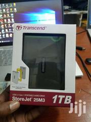 EXTERNAL HARD DISK 1TB TRANSCEND | Laptops & Computers for sale in Nakuru, Flamingo