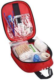 Canvas First Aid Kit For Home Office Vehicle Equipped Free Delivery | Medical Equipment for sale in Nairobi, Nairobi Central