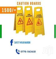 CAUTION BOARDS   Manufacturing Materials & Tools for sale in Nairobi, Nairobi Central