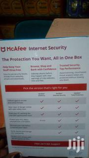 Mcafee  INTERNET SECURITY 3USER | Laptops & Computers for sale in Nairobi, Nairobi Central