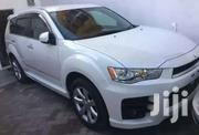Mitsubishi Outlander White | Cars for sale in Mombasa, Port Reitz