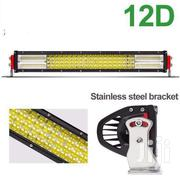 Quad-row Led Bar 12D Reflector 384w | Vehicle Parts & Accessories for sale in Nairobi, Kilimani