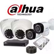 4 Cctv Cameras Complete Set | Security & Surveillance for sale in Nairobi, Nairobi South