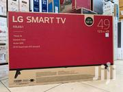 49inches LG Smart Tv 2019 Model. Order We Deliver | TV & DVD Equipment for sale in Mombasa, Tononoka