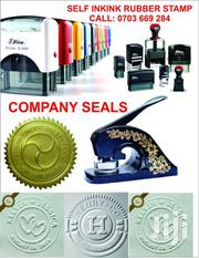 Rubber Stamp / Company Seal | Tax & Financial Services for sale in Nairobi, Nairobi Central