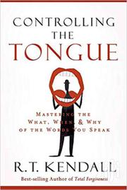 Controlling The Tongue - R.T Kendall | Books & Games for sale in Nairobi, Nairobi Central