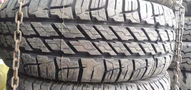 265/65/17 Achilles AT Tyres Is Made In Ind