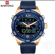 Naviforce Digital Analogue Display,30M Water Resistant,Leather Straps | Laptops & Computers for sale in Nairobi, Nairobi Central