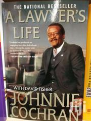 A Lawyer's Life -johnnie Cochran | Books & Games for sale in Nairobi, Nairobi Central