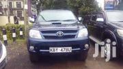 Toyota Hilux 2007 2.5 D-4D Blue | Cars for sale in Nairobi, Kilimani