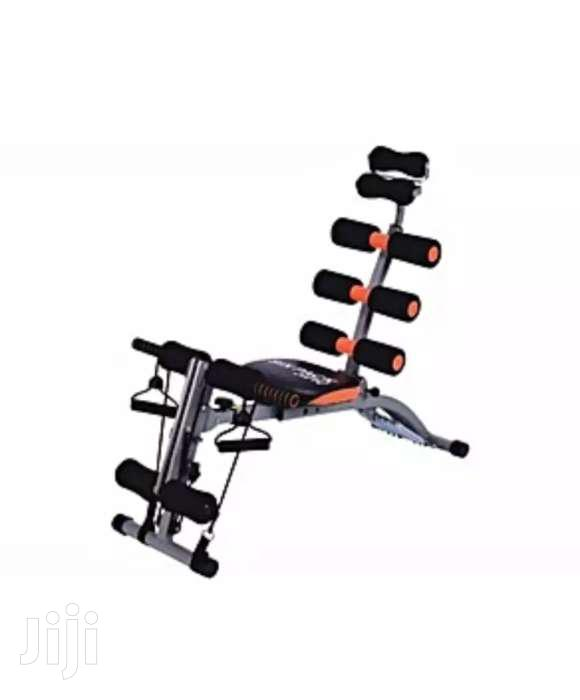 Six Pack Care Bench