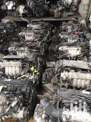 japanese and german car engines at auto spare parts