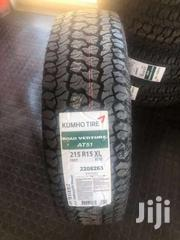 215r15 Kumho Tyres Is Made In Korea | Vehicle Parts & Accessories for sale in Nairobi, Nairobi Central