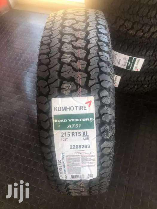 215r15 Kumho Tyres Is Made In Korea