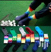 Happy Socks 100% Cotton 10pairs Assorted Colours   Laptops & Computers for sale in Nairobi, Nairobi Central