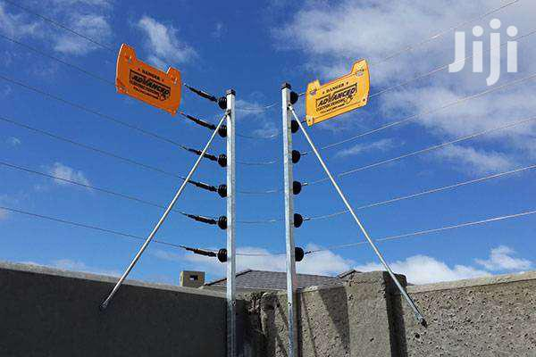 Archive: Top Of Wall Electric Fence