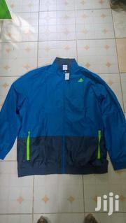 Adidas Navyblue,Skyblue And Neon Green Stipes | Clothing for sale in Uasin Gishu, Kapsoya