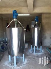 Jacketed Heating & Mix Tanks- Detergent/Shoepolish/Lotion/Jelly | Manufacturing Equipment for sale in Kiambu, Gitothua
