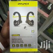 Awei A880BL Wireless Super-bass-sports Earphones With NFC | Accessories for Mobile Phones & Tablets for sale in Nairobi, Nairobi Central