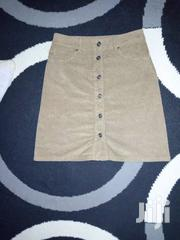 Coudry Denim Button Up Skirt | Clothing for sale in Nairobi, Nairobi Central