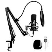 Professional Broadcast Usb Connection Studio Condenser Microphone | Audio & Music Equipment for sale in Nairobi, Karen