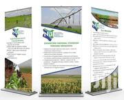 Roll-up Banners, Pull-up Banners Printing | Computer & IT Services for sale in Nairobi, Nairobi Central
