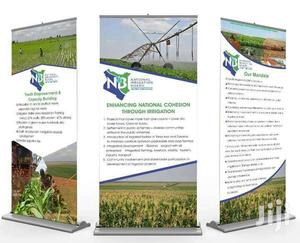 Roll-up Banners, Pull-up Banners Printing
