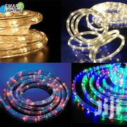 MULTI COLOURED/Warm White Rope Lights 8 MOOD Indoor/Outdoor XMAS Decor | Home Accessories for sale in Nairobi, Nairobi Central