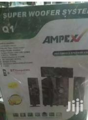 3.1 Ampexx Bluetooth Radio Sub Woofer | Audio & Music Equipment for sale in Nairobi, Nairobi Central